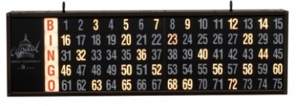 Numbers Only Flashboard