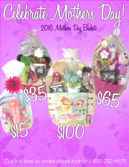 Baskets & Giveaways